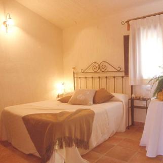 Dormitorio casas rurales