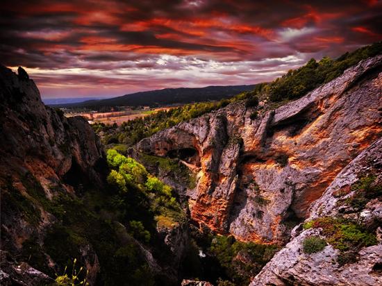 Leyenda Ventano del Diablo en Cuenca