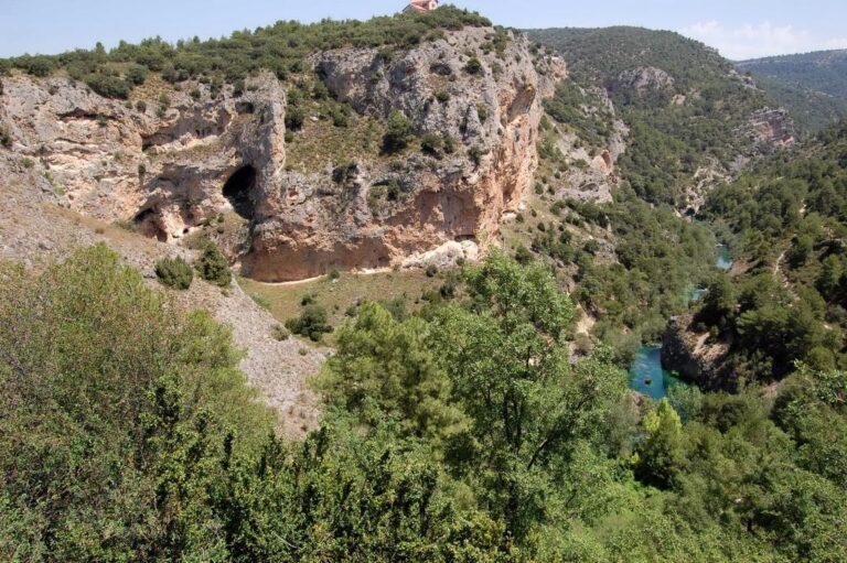 El Ventano del Diablo en Cuenca